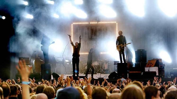 noorse rockband